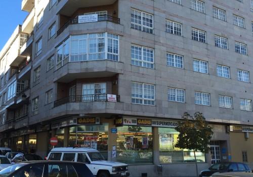 Alquiler  piso 1º  de 113 m2  Avda de Galicia  –  Ponteareas